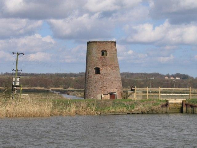 Buckenham Ferry Drainage Mill