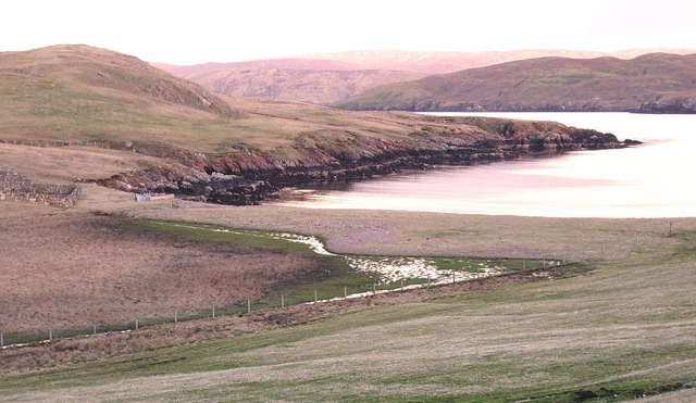 Ness of Gillarona, Shetland