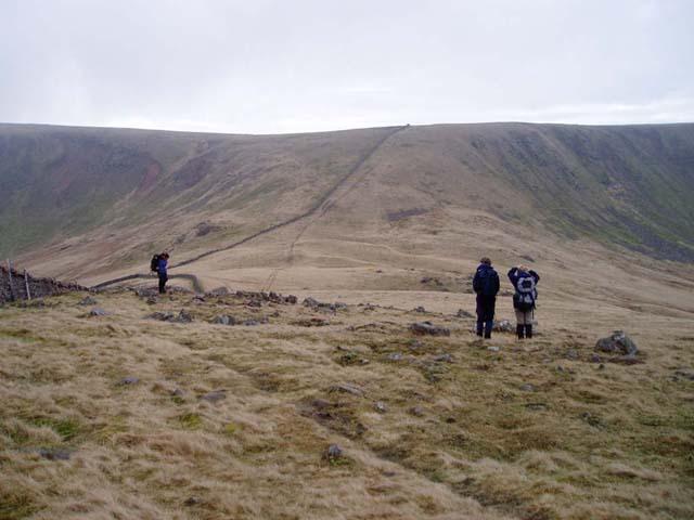 Slopes of Iron Crag