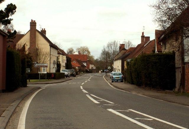 Fordstreet, Essex