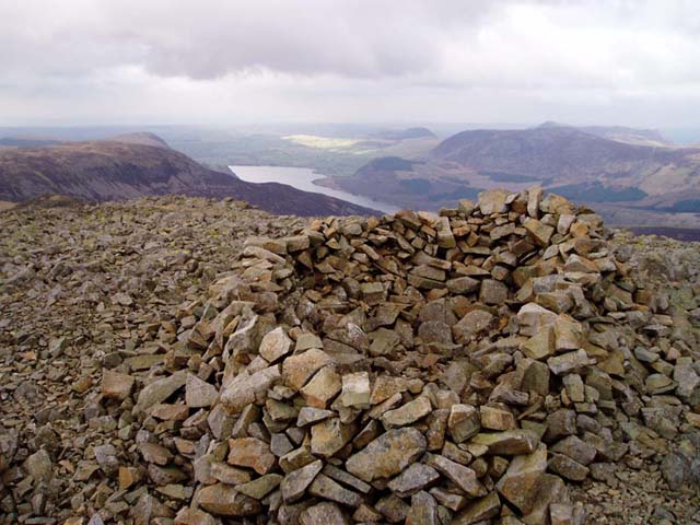 Summit of Haycock