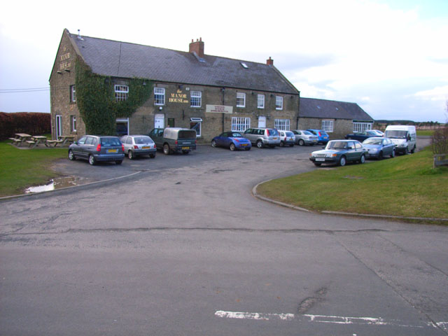 Manor House Pub and Restaurant, Kilnpit Hill