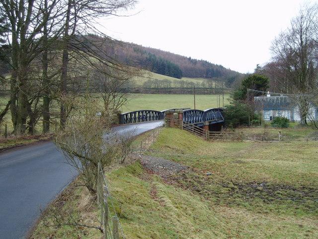 Merlindale Bridge, Drumelzier