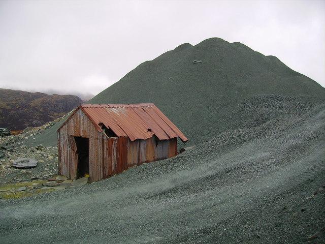 Hut Fleetwith Pike
