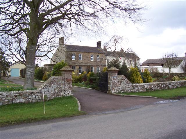 Cumdivock House.