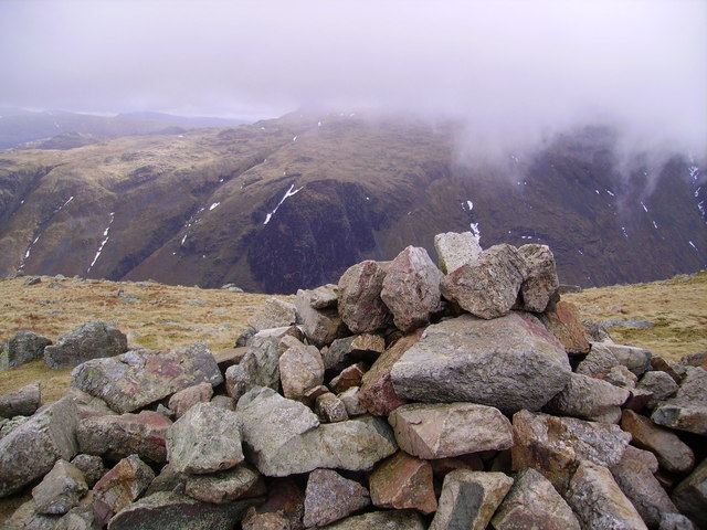 Summit Cairn Base Brown