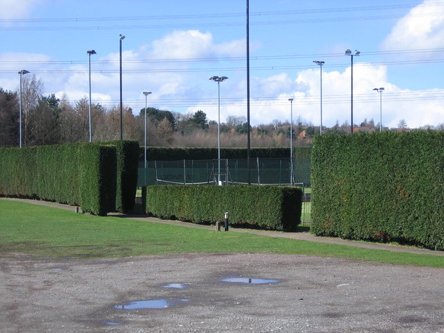 Lichfield Friary Lawn Tennis Club