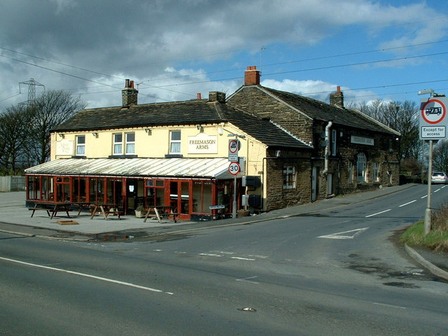 Freemason Arms, Upper Hopton