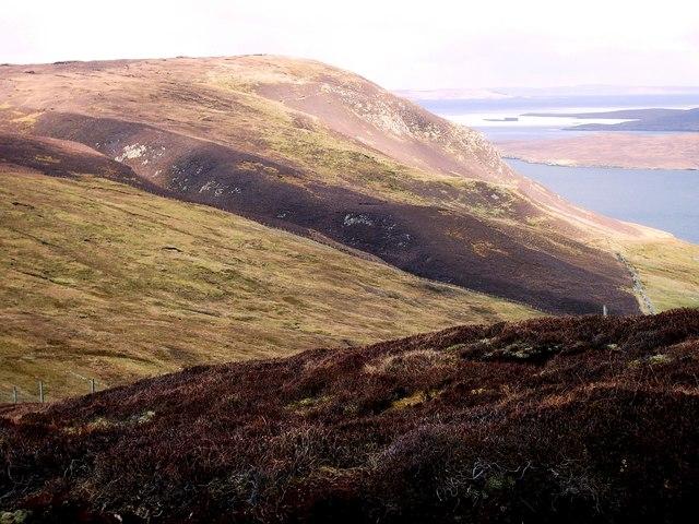 Clubb of Swining, Shetland