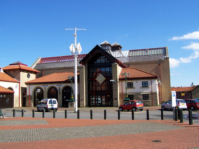 National Fishing Heritage Centre