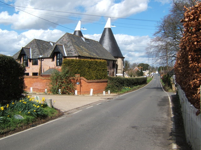 The Hop House, Betsham