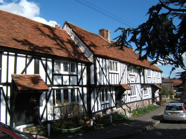 Church Cottages, Southfleet