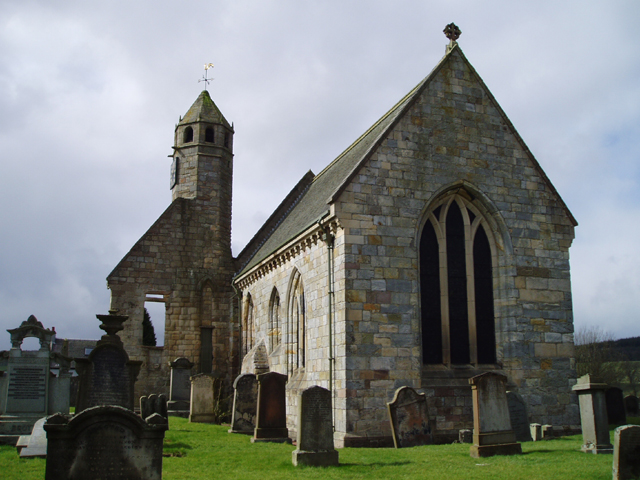 St Brides Church, Douglas