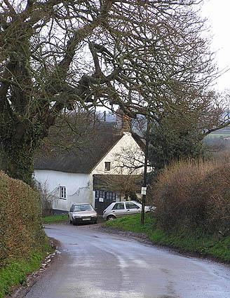 Kidner's Cottage, Over Stowey