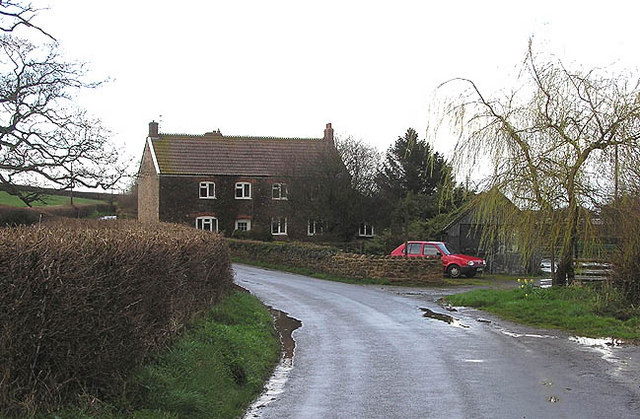 Little Halseycross Farm