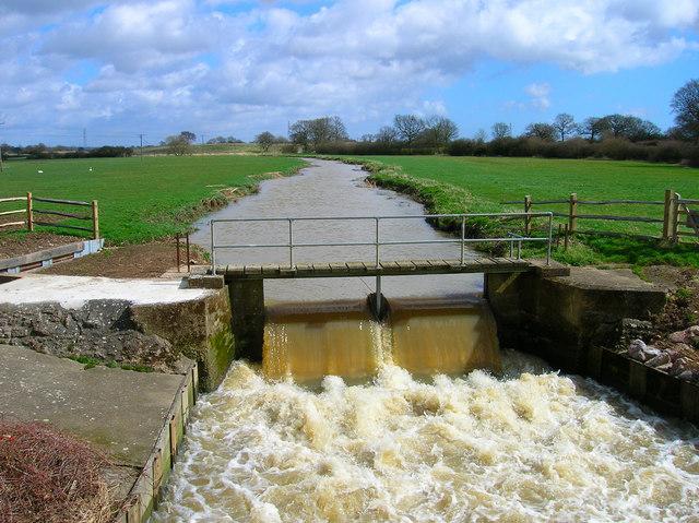 Weir, River Adur
