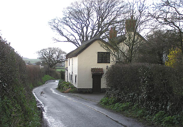 Thursday Cottage near Spaxton