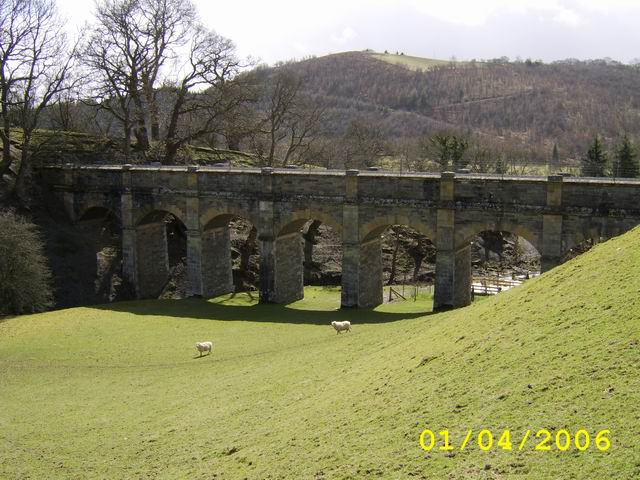 Nantmel Aqueduct