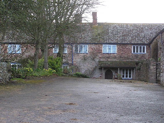 Court Farm, Spaxton
