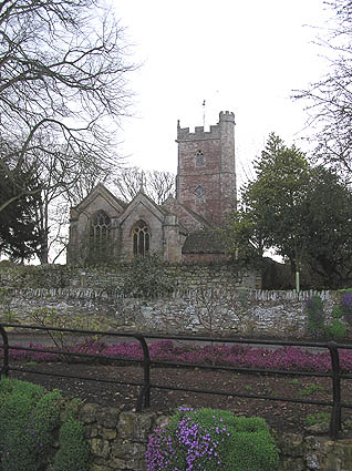 St. Margaret's church, Spaxton