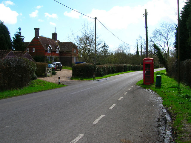 Telephone box, Wineham