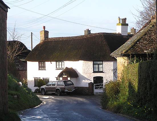 Old Farm House, Plainsfield