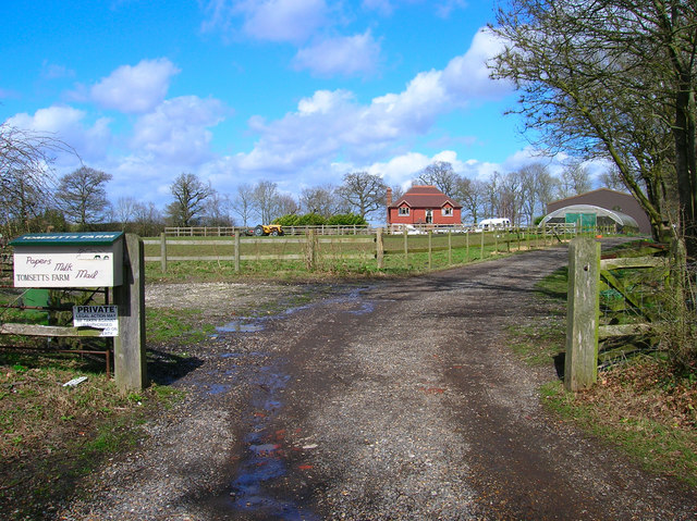 Tomsetts Farm