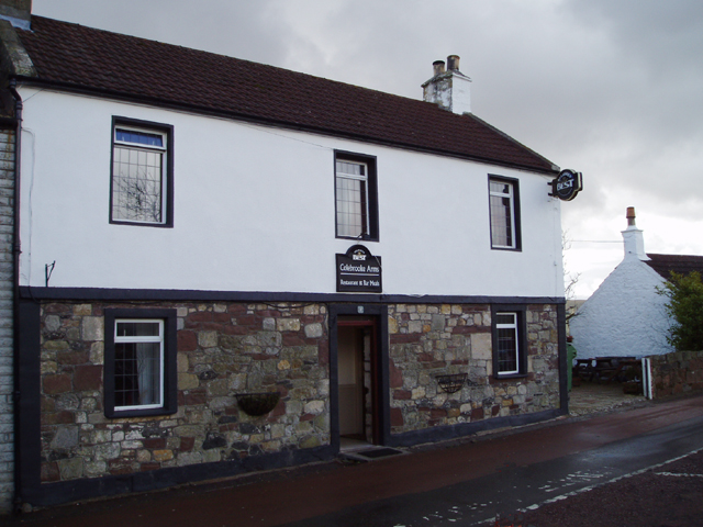 The Colebrook Arms, Crawfordjohn