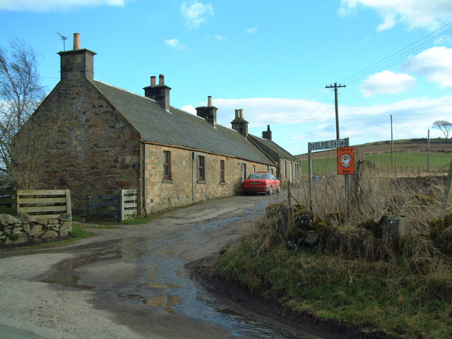 Farm cottages