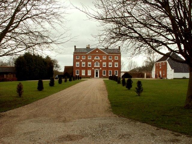 West Bergholt Hall, Essex