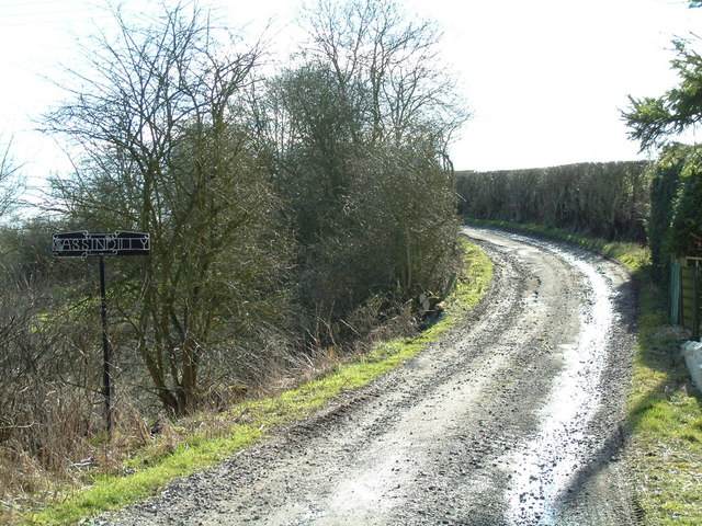 Cassindilly farm road