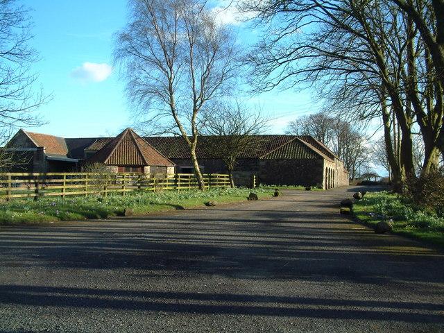 Balcormo Mains Farm