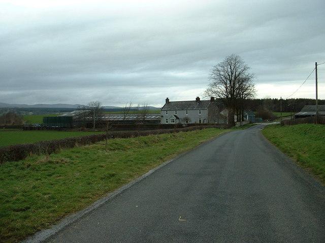 Pumplaburn Farm