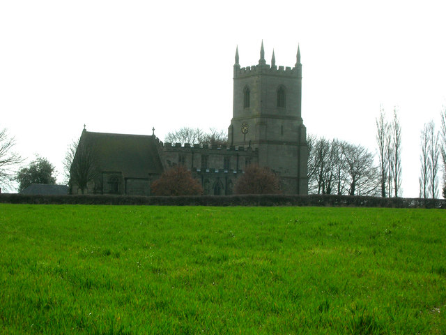 St Peter's Church, Swepstone