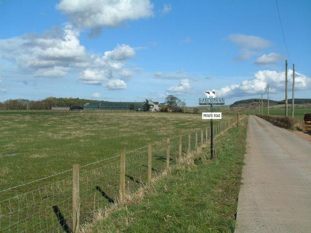 Bandirran Farm Road