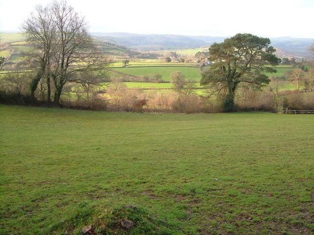 View near Druid