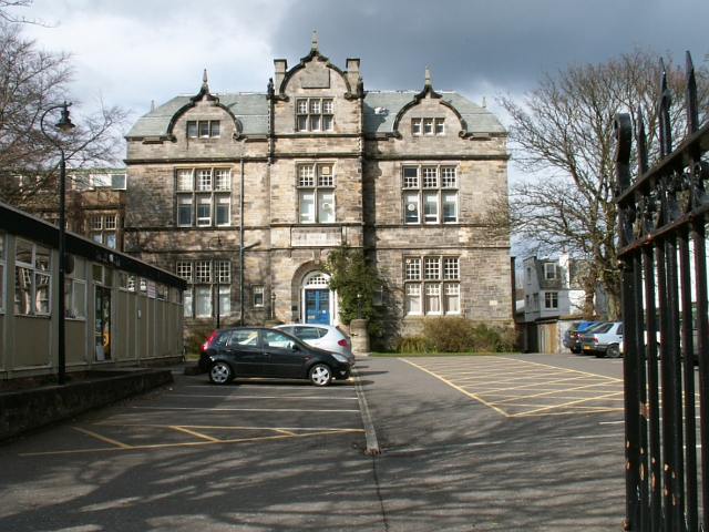 Bute Building, St Andrews
