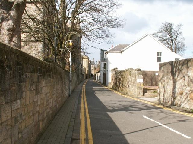 West Burn Lane, St Andrews