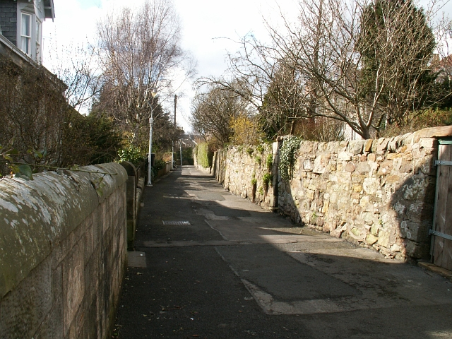 Ladebraes Walk, St Andrews