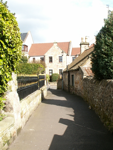 Ladebraes Walk, St Andrews