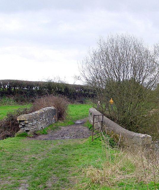 Bridge over Siston Brook