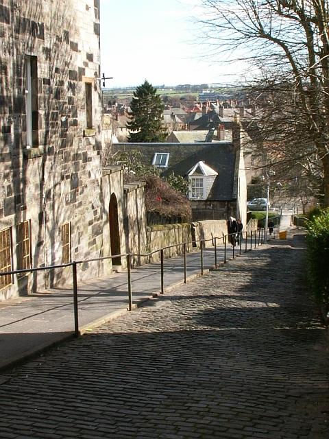 Ladebraes, St Andrews