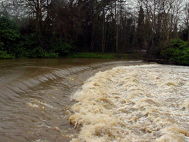 Keynsham Weir