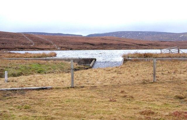 Whitelaw Loch, Shetland