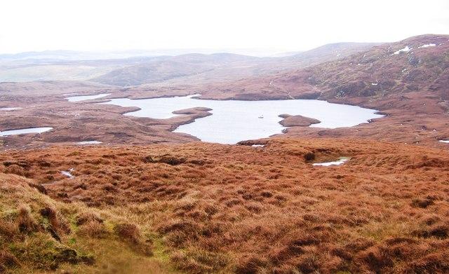 Lamba Water, Shetland