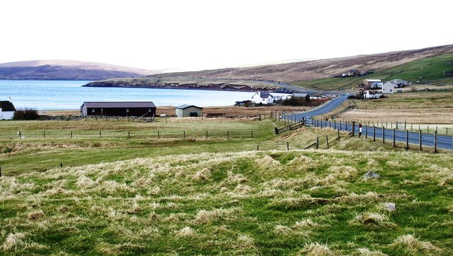 Tresta Voe, Shetland