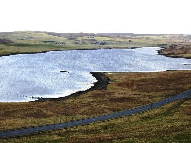 Nousta Skerry, Effirth Voe, Shetland