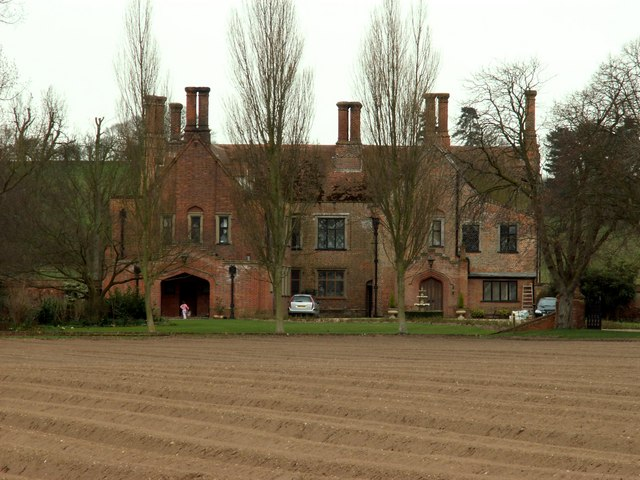 Smallbridge Hall, near Wormingford, Essex