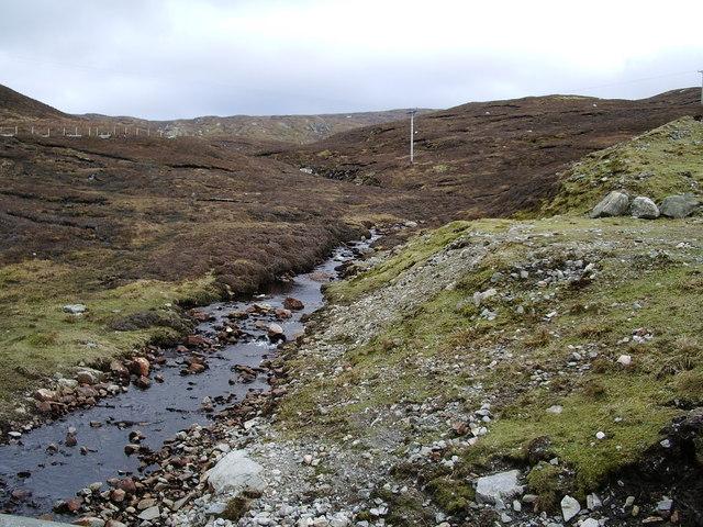 Burn of Voxter, Shetland