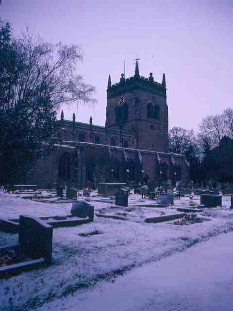 Acton - St. Mary's Church
